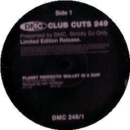 Planet Perfecto / Bullet In A Gun (Nat Monday Remix)