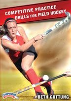 Beth Gottung: Competitive Practice Drills for Field Hockey (DVD) by Championship Productions