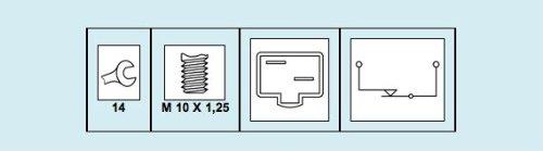 Facet 7.1092 Interruptor luces freno