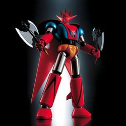 Getter Dragon Die Cast Action Figure Soul of Chogokin