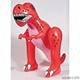 HUGE 4 ft Vinyl INFLATABLE DINOSAUR~Dino INFLATE/New