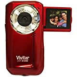 "Vivitar Digital Video Camera 1.8"" Screen, Colors May Vary"