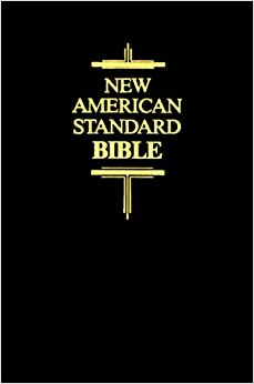 New american standard bible pew edition red letter bible for New american standard bible red letter edition