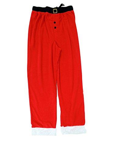 Santa Pajamas Bottoms for Men