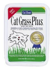 Cat Grass Plus Catnip Seeds - 4.75