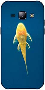 Snoogg Armenia Fish Solid Snap On - Back Cover All Around Protection Forsamsu...