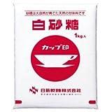 日新製糖 カップ印 白砂糖 袋 1kg