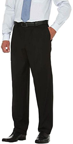 savane-big-and-tall-mens-dress-pants-flat-front-select-edition-expandable-waist-52-x-32-black