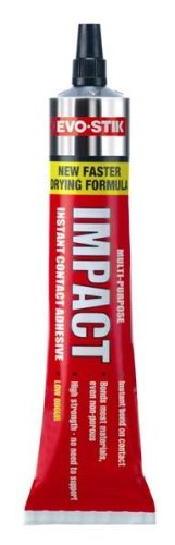 Evostick Impact Adhesive Multi Purpose High Quality Fast Drying 32g