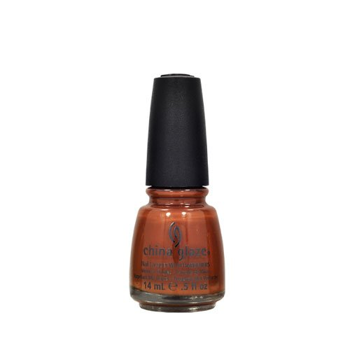 China Glaze Nail Lacquer Hunger Games Capitol Colors MAHOGANY MAGIC 80620 Salon