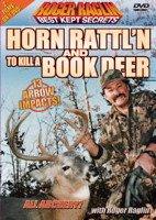 Roger Raglin -  Horn Rattl'n & To Kill A Book Deer