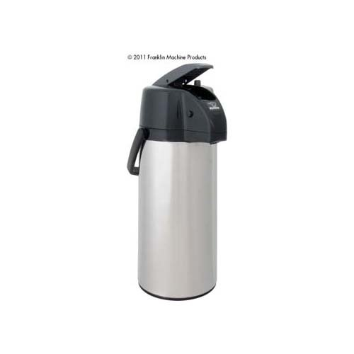 Generic 280-1347 Air Pot Coffee Zojirushi Stainless Steel 74 Oz. W/Glass-Lined Interior