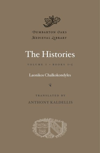 The Histories: Books 1-5 (Dumbarton Oaks Medieval Library)