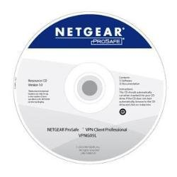 Netgear VPN Client Professional Software 5 User License