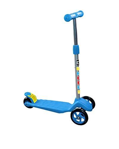 Sport One Monopatín 3 Wheels Cielo