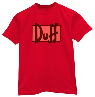 Duff Beer Vintage - Buy Duff Beer Vintage - Purchase Duff Beer Vintage (Direct Source, Direct Source Shirts, Direct Source Womens Shirts, Apparel, Departments, Women, Shirts, T-Shirts)