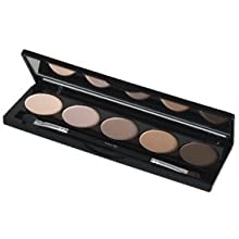 Isadora Eye Shadow Palette 50 Matte Chocolates