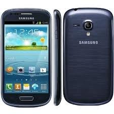 Samsung GT-i8190L Galaxy S3 Mini Blue Factory Unlocked 850/1900/2100 3G