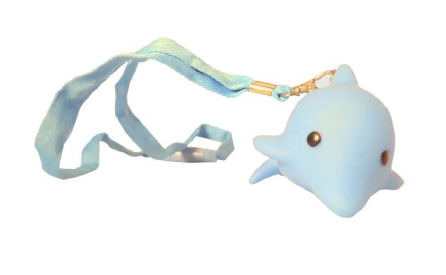 WeGlow International Dolphin Drop Necklace, Blue (Set of 2) - 1