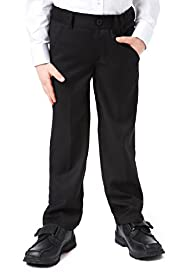 Autograph Flat Front Straight Leg Trousers