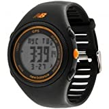 New Balance GPS Trainer with Heart Rate Monitor, Orange