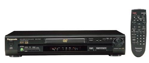 Panasonic Dvd-Rv31K Dvd Player, Black