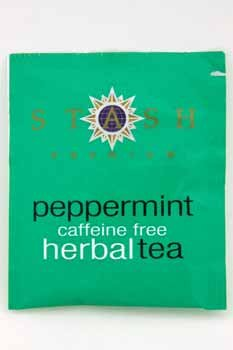 Stash Peppermint Herbal Tea [150 Pieces] *** Product Description: Stash Peppermint Herbal Tea Single Bag In Sealed Packet, Caffeine Free. ***