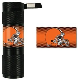 Nfl Cleveland Browns Led Flashlight, Small