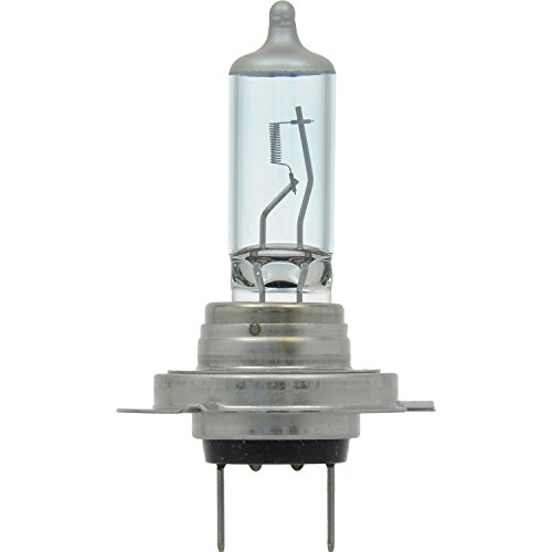 Sylvania h7 silverstar high performance halogen headlight for Sylvania bulb guide