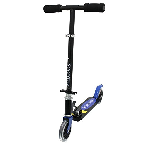With quicker Tor/brake/scooters / blue