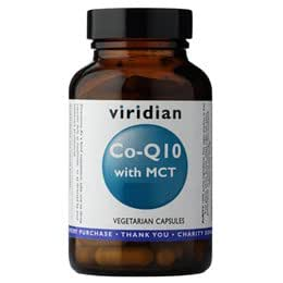 Co-q10 with MCT 200mg - 30 Vegetarian Capsules