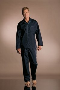 Mens Jockey Long Sleeve Pyjama nightwear pajama lounge wear