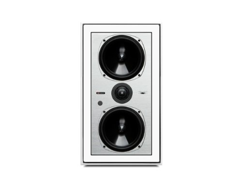 Boston Acoustics Vsi 555W2 2-Way Dual 5 1/2-Inch In-Wall Speaker