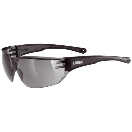 UVEX Erwachsene Sportbrille Sportstyle 204, Smoke,