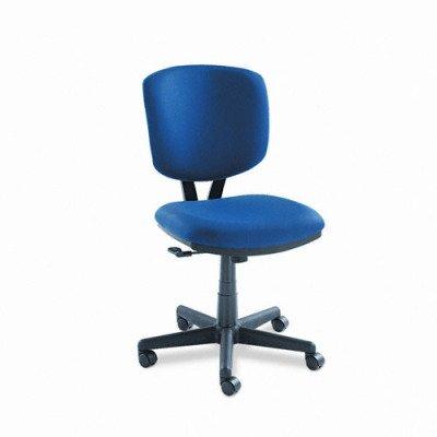 HON 5701 Volt Series Armless Tilt Task Chair, Navy 5701GA90T