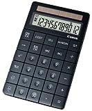 Canon X Mark I Premium Black Desktop Calculator (3982B005)
