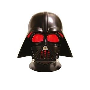 Lámpara Guerra Galaxias Darth Vader 3D Luz nocturna 26x25x24cm de Elbenwald en BebeHogar.com