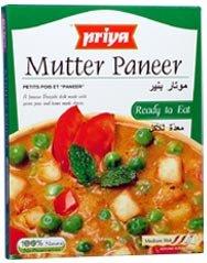 Priya Mutter Paneer