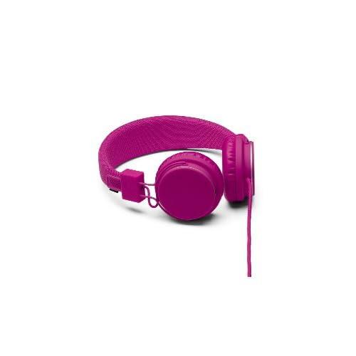 Urbanears?????????? The Plattan Headphones ?Raspberry?の写真01。おしゃれなヘッドホンをおすすめ-HEADMAN(ヘッドマン)-