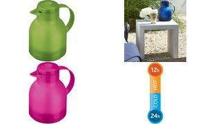 Thermal Carafe - 1 L (Pink) (Thermal Carafe Pink compare prices)