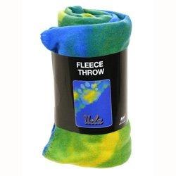 """50"""" X 60"""" Marque Fleece Throw Blanket Blanket: Ncaa Ucla Bruins front-1043005"""