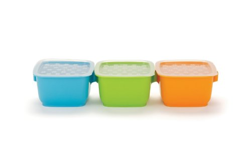 Skip Hop 3 Piece Clix Container Set - 1