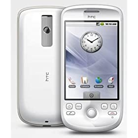 HTC Magic G2 Google 2 A6161 Unlocked GSM Cell Phone International Version Android Mobile