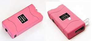 Pink 6.8 Million Volt Stun Gun