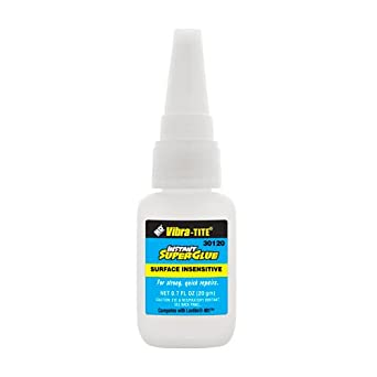 Vibra-TITE 301 General Purpose Surface Insensitive Superglue