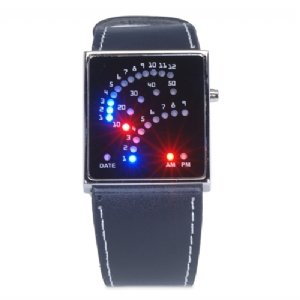 ROOT LED Watch – Red and Blue Lights