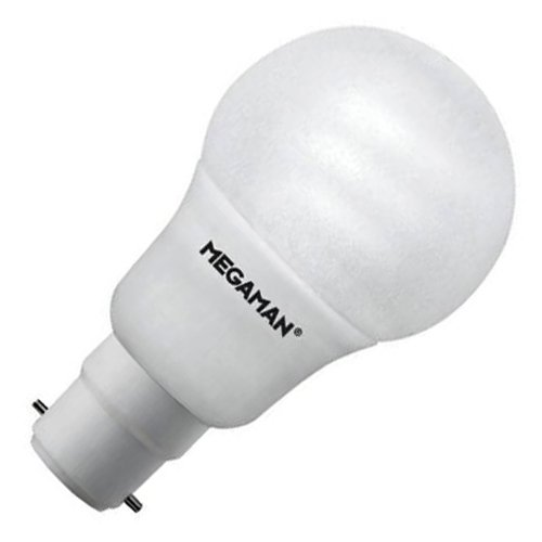 Megaman Ingenium Kompakt-Glühlampe GLS 13 W BC GA913i, 15.000 Std., warmweiß