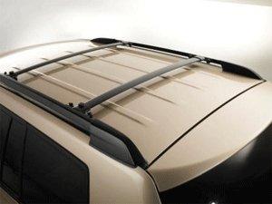 2008 - 2012 Toyota Highlander Cross Bars Roof Rack-Thule Cargo Box For Sale