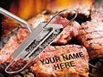 BBQ / Steak Branding Iron IRON 80 int...