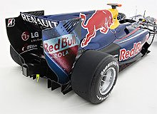 Red Bull RB6 2010 Abu Dhabi Grand Prix Winner Die Cast Model - Lega...